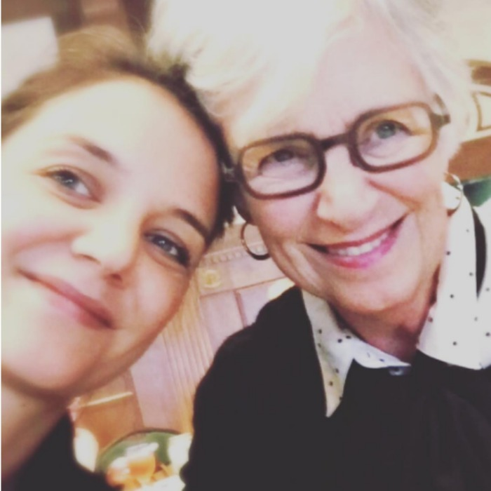 <b>Katie Holmes and Kathleen A. Stothers-Holmes</b>