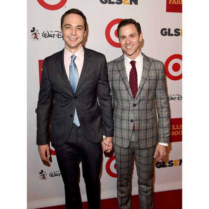 <b>Jim Parsons and Todd Spiewak</b>