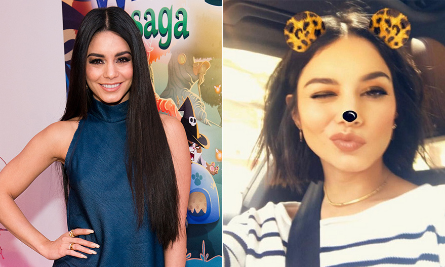 <b>Vanessa Hudgens</b>