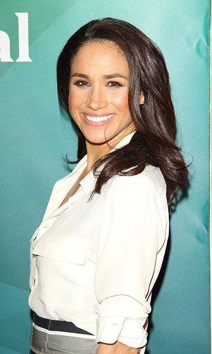 <b>Meghan isn't actually her first name</B>