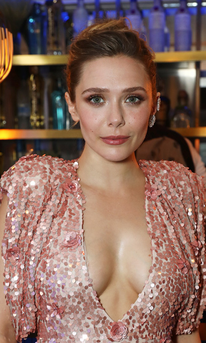Elizabeth Olsen dined at Jean Bernard Fernandez-Versini's new restaurant in partnership with Grey Goose vodka prior to her <i>Wind River</i> premiere. After the screening, stars of the film made their way to Nikki Beach for the after-party.