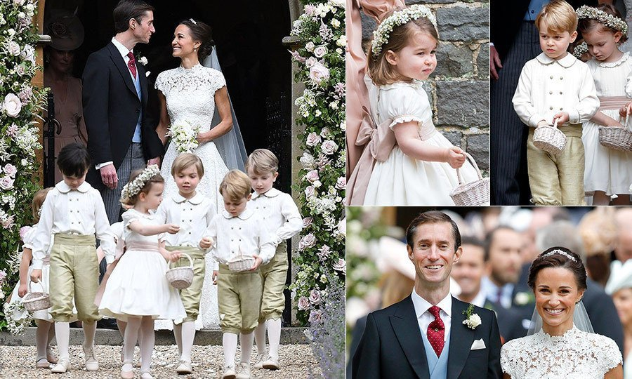 While most weddings won't include a flypast or royal guests like Pippa Middleton and James Matthews did, but here are some great ideas inspired by 2017's society wedding of the year that you can use for your own ceremony and reception. 