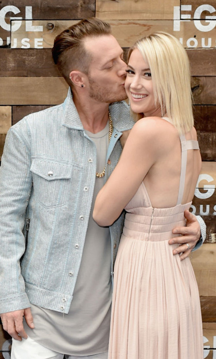<b>Hayley and Tyler Hubbard</b>