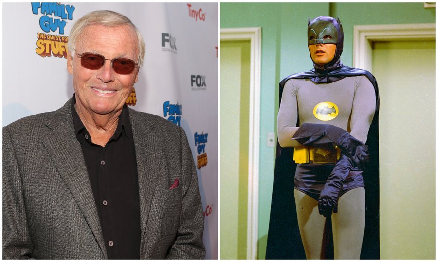 <b>Adam West - June 10</B>
