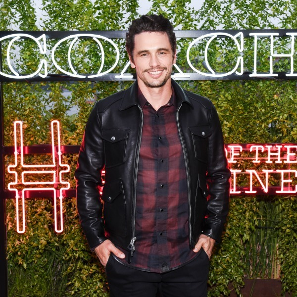 June 6: James Franco showed off his downtown cool vibe  during the Summer Party on the High Line: presented by Coach the new Fragrance for Men event in NYC. 