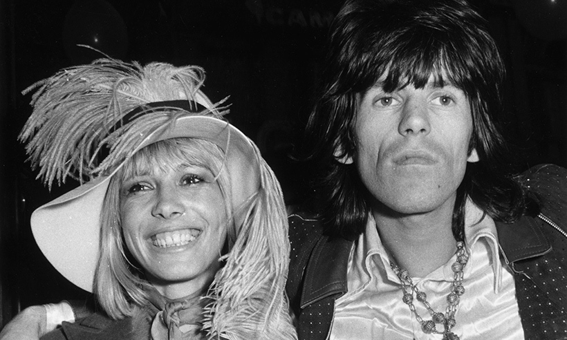 <b>Anita Pallenberg- June 13</b>