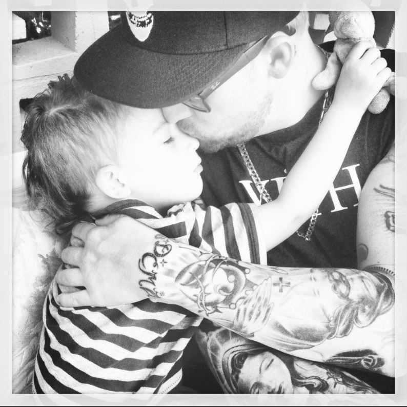 <b>Joel Madden</b>