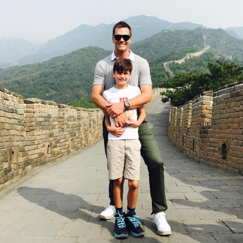 <b>Tom Brady</b>