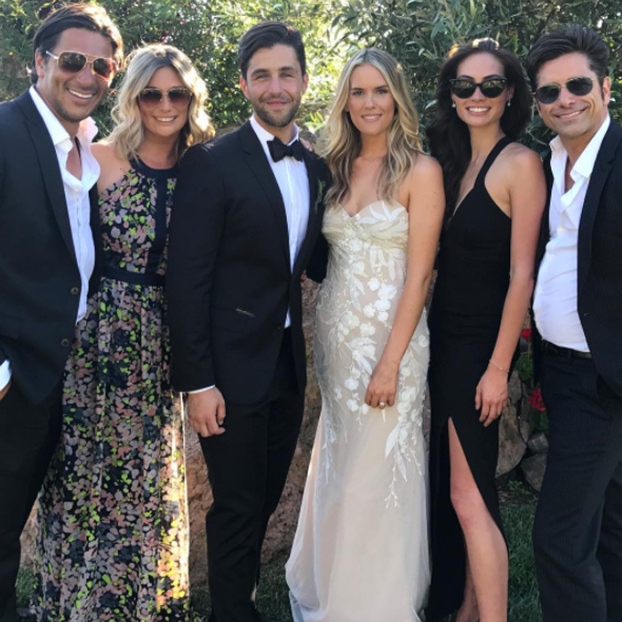<b>Josh Peck and Paige O'Brien</b>