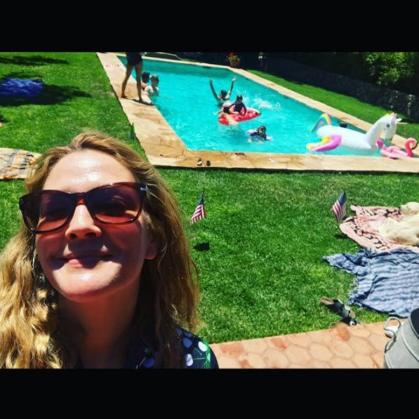 <b>Drew Barrymore</B>