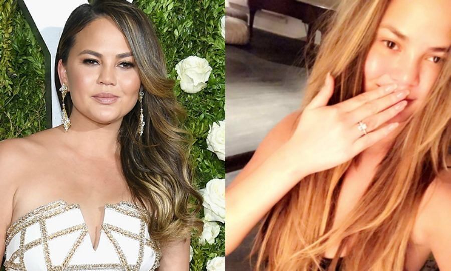 <b>Chrissy Teigen</b>