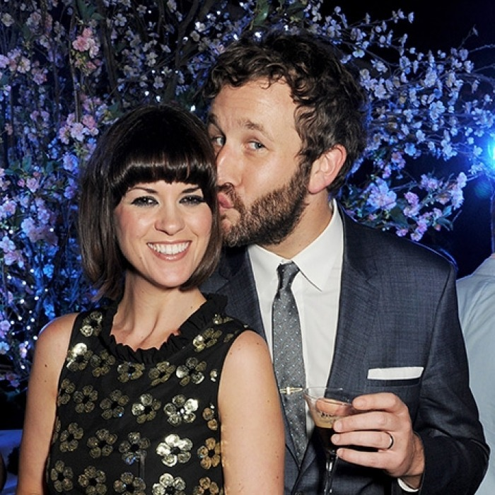 <b>Chris O'Dowd and Dawn O'Porter</b>