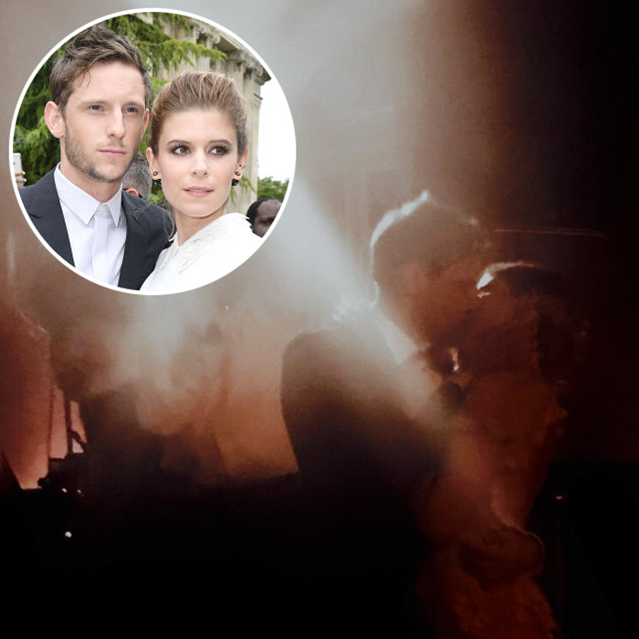 "<b>Kate Mara and Jamie Bell</b> The couple tied the knot over the weekend and shared the happy news with the same photo on their respective social media accounts on Monday, July 17. The new Mrs. Bell wrote ""nuptials"" on Twitter while Jamie captioned his ""Mr. and Mrs. B."" The <i>Fantastic Four</i> co-stars started dating in 2015 and their engagement was announced in January 2017 when the actress showed off her sparkler with a photo regarding the New York Giants, the team owned by her dad. Jamie was married previously to Evan Rachel Wood and they share a four-year-old son together. Photos: Getty Images, Twitter/@katemara"