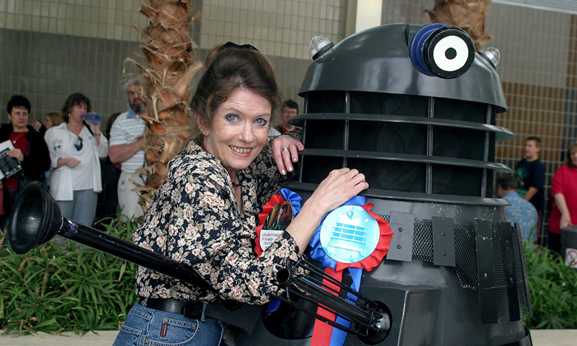 <b>Deborah Watling - July 21</b>
