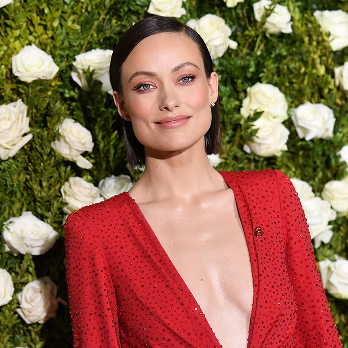<b>Olivia Wilde's eye-soothing teabags</B>