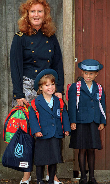 <b>NOW ENJOY SOME MORE PHOTOS OF ROYALS FROM PAST FIRST DAYS</b>