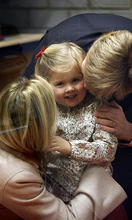 <b>Princess Amalia of the Netherlands</B>