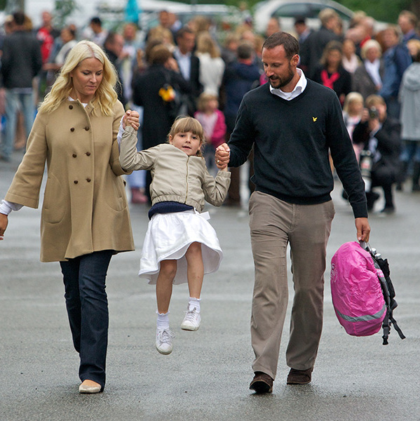 <B>Princess Ingrid of Norway</B>