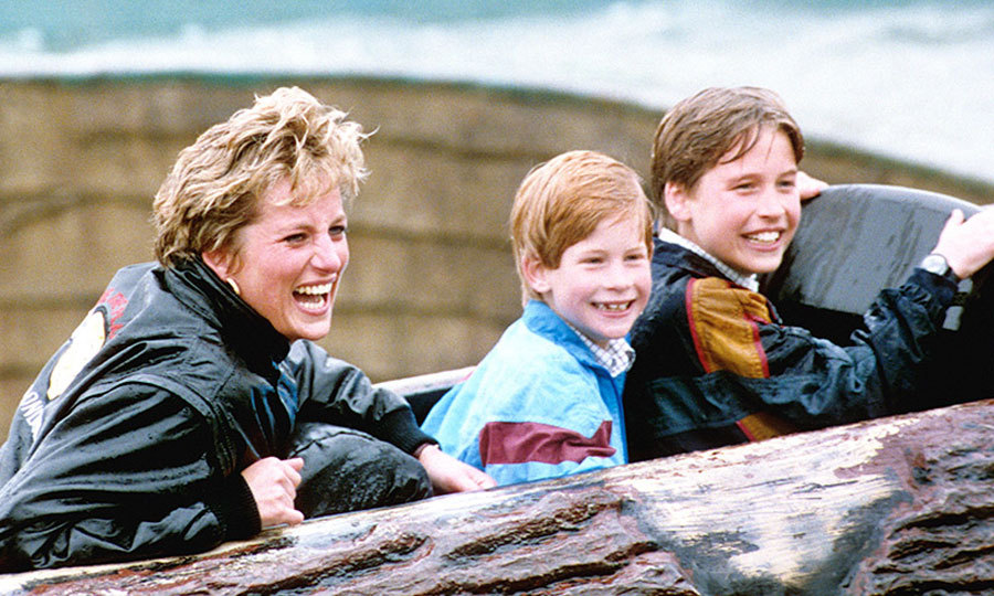 Prince William and Harry have been speaking out about their mom as the anniversary of her death approaches.