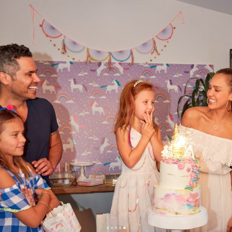 Celebrity Kids And Their Birthday Cakes Photo Gallery Of The Best