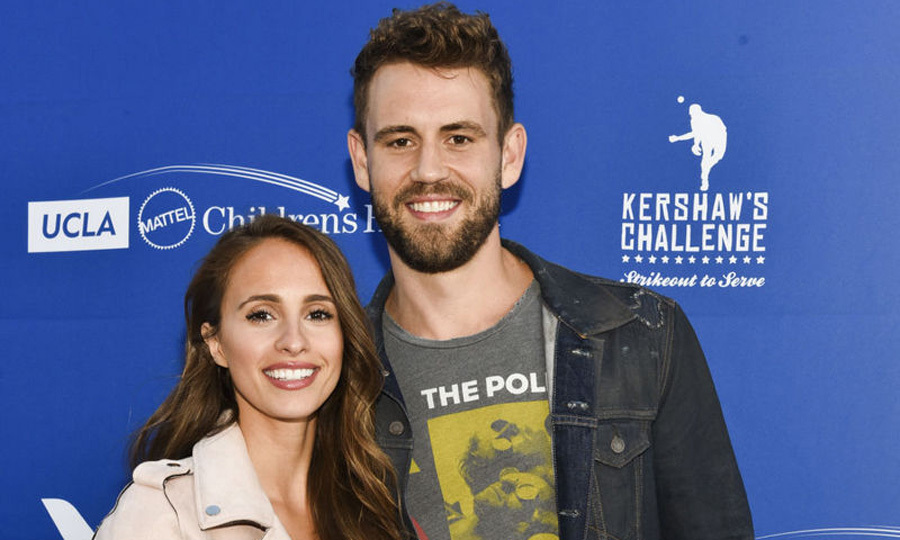 <b>Nick Viall and Vanessa Grimaldi</b>