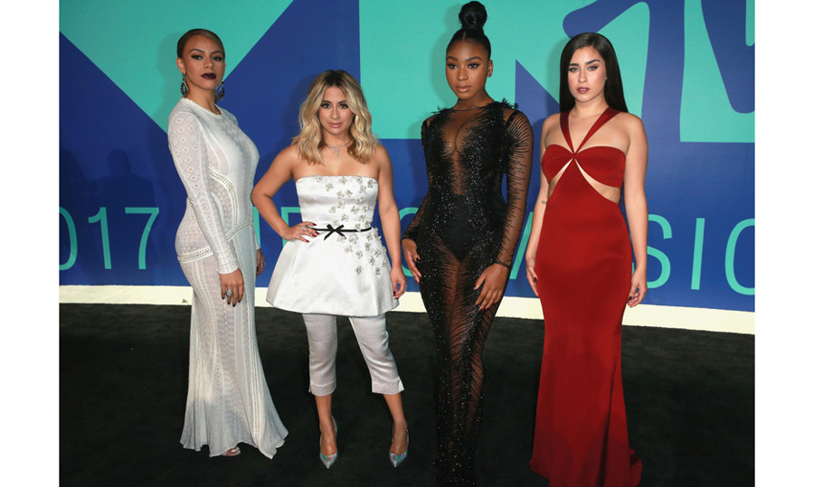 Fifth Harmony (Dinah Jane, Ally Brooke, Normani Kordei, and Lauren Jauregui)