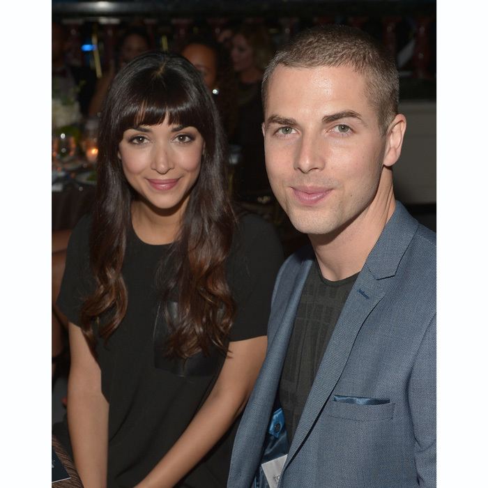 <b>Hannah Simone and Jesse Giddings</b>