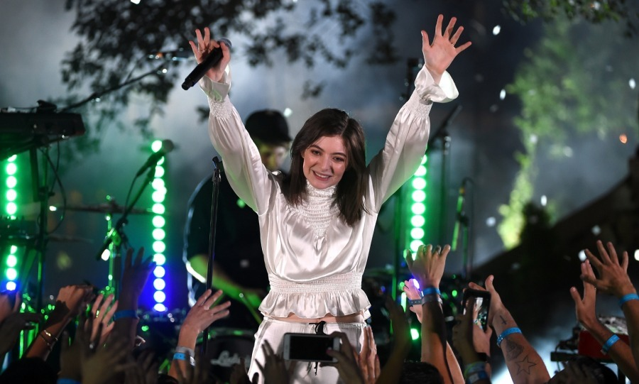 "Confetti! Lorde had the crowd hyped during her iHeartRadio Secret Sessions by AT&T performance at the magical Houdini Estate on August 29 in L.A. The event featured powerful moments between Lorde and her audience as she sang off her new album Melodrama. At one point the singer prefaced a song by saying: ""I want you to know that you are not too much. You are perfect. And I'll always be your friend, I promise.""
