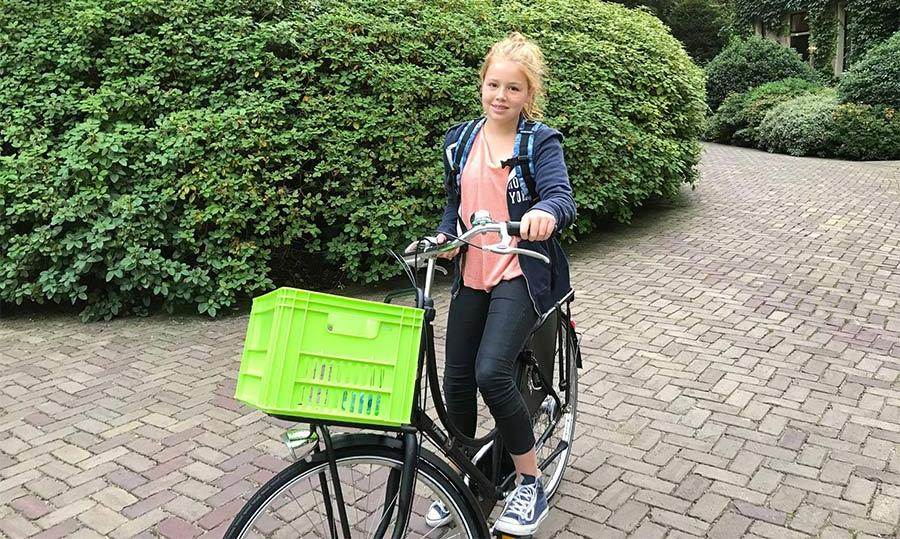 <B>Princess Alexia of the Netherlands</B>
