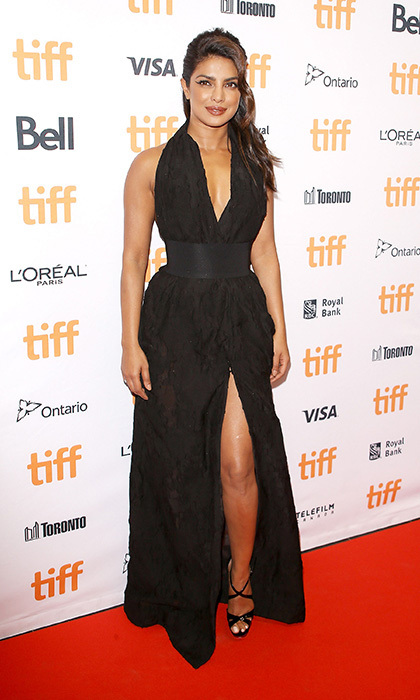 Priyanka Chopra helped kick off the Toronto International Film Festival 2017 in Canada by stepping out for the TIFF Soiree on September 6.