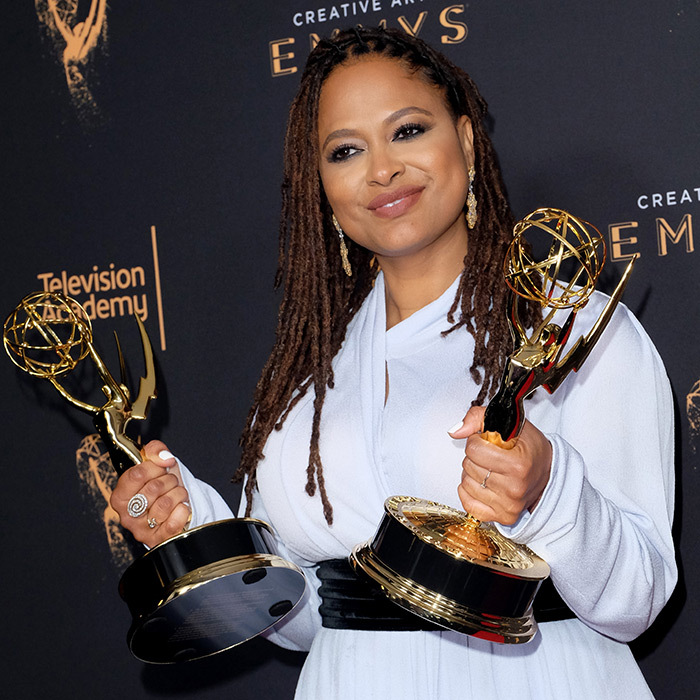 <I>Selma</I> and <I>A Wrinkle in Time</I> director Ava DuVernay had her hands full after taking home double gold for her documentary <I>13th</I>. 