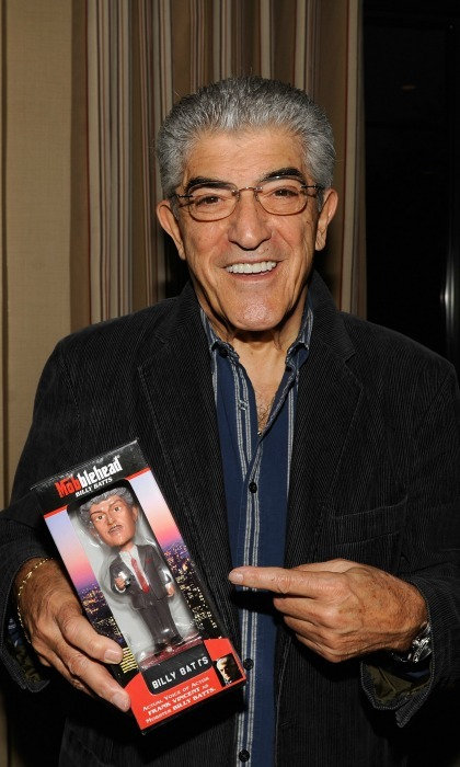 <b>Frank Vincent – September 13</b>