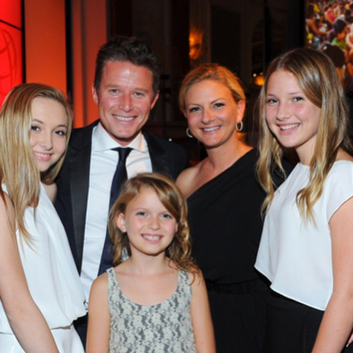 <b>Billy Bush and Sydney Davis</b>