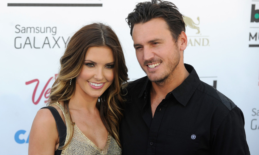 <b>Audrina Patridge and Corey Bohan</b>