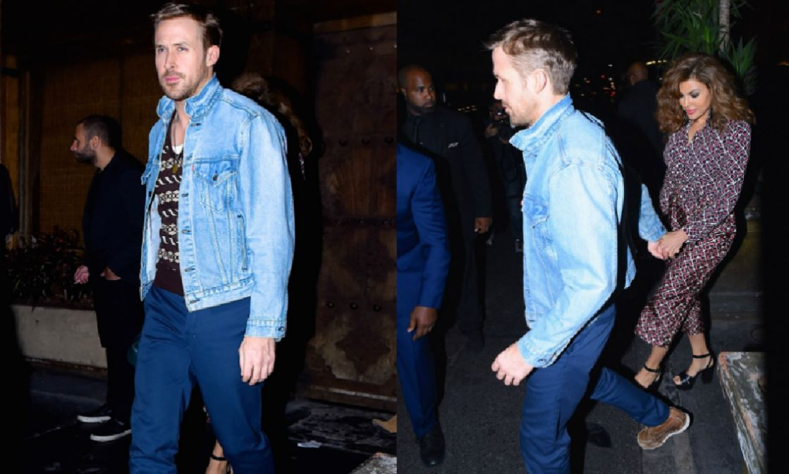 After his return to the <i>SNL</i> stage, Ryan and his love Eva Mendes continued their night at the after-party at Tao Uptown. The couple was joined by Jay-Z, Beyonce, Alicia Keys, Swizz Beatz and the cast.