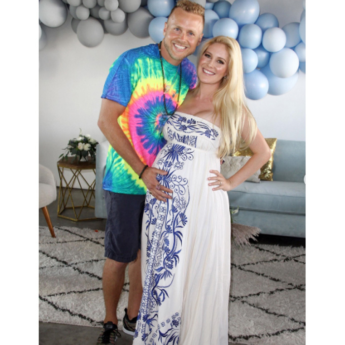 <b>Spencer and Heidi Pratt</b>