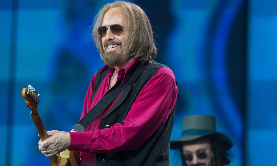 <b>Tom Petty- October 2</b>