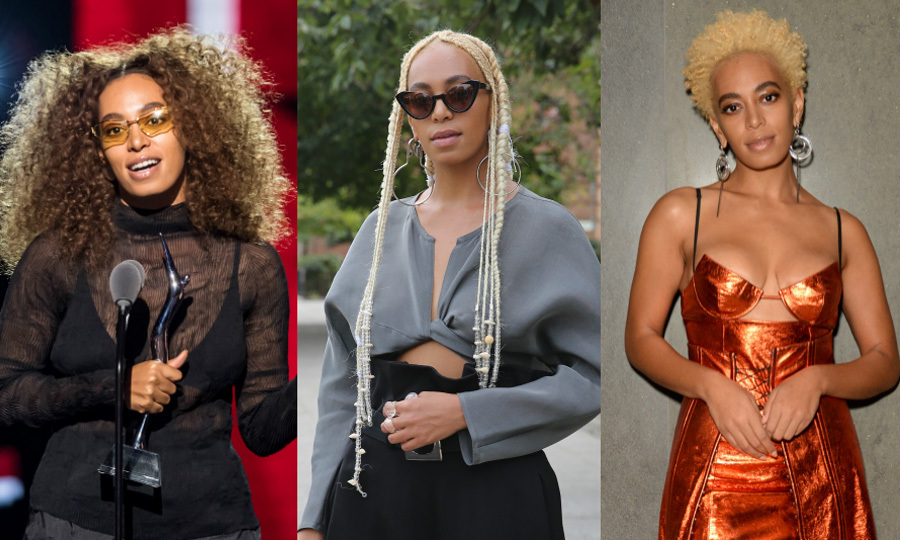 <b>Solange Knowles</b>
