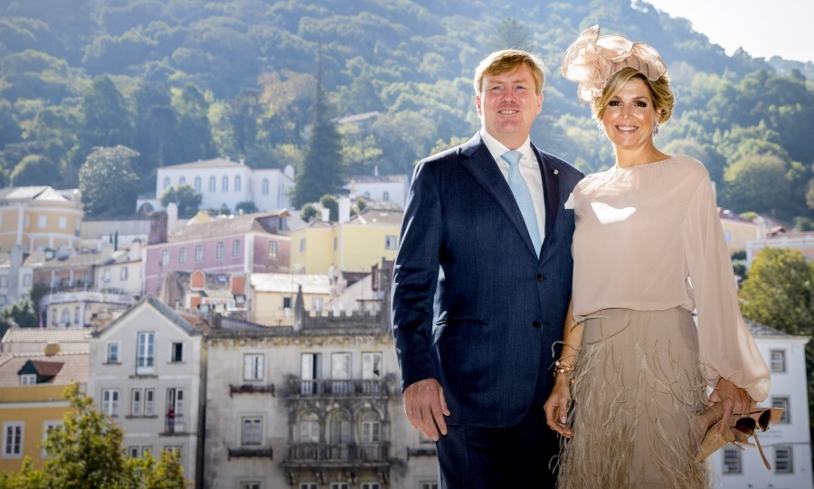Royal getaway! Queen Maxima and King Willem-Alexander packed their bags for a three-day royal tour of Portugal. The Dutch royals were invited by President Marcelo Rebelo de Sousa – and had a jam-packed schedule. The royal pair toured Lisbon, Alverca, Sintra and Casais, enjoying some of the country's finest spots.