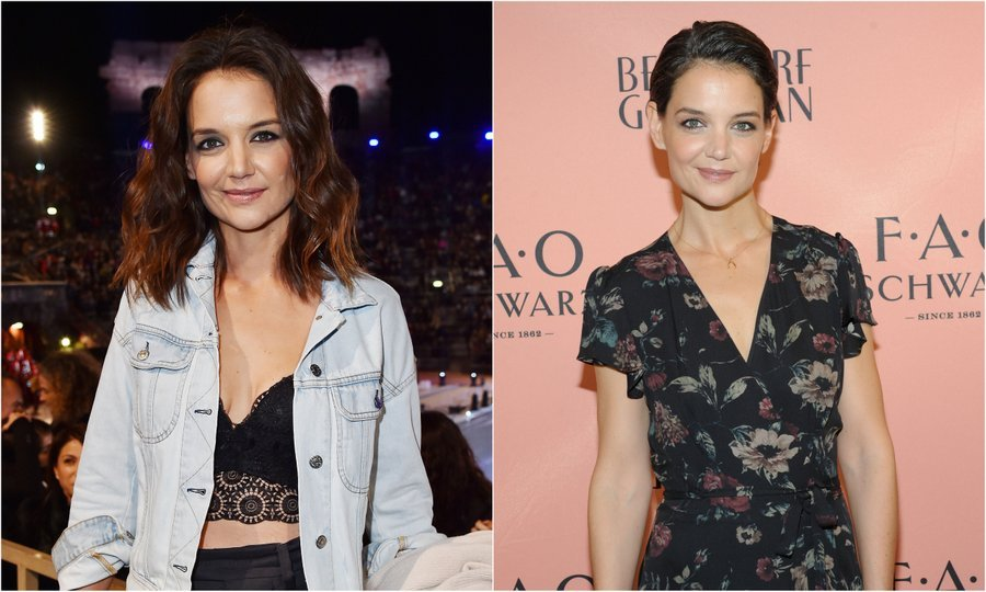 <B>Katie Holmes</B>