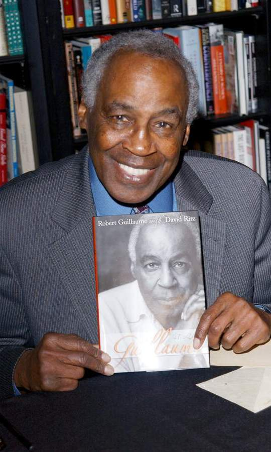 <b>Robert Guillaume - October 24</b>
