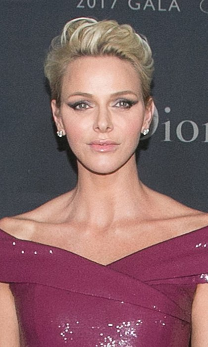 <B>PRINCESS CHARLENE OF MONACO</B>