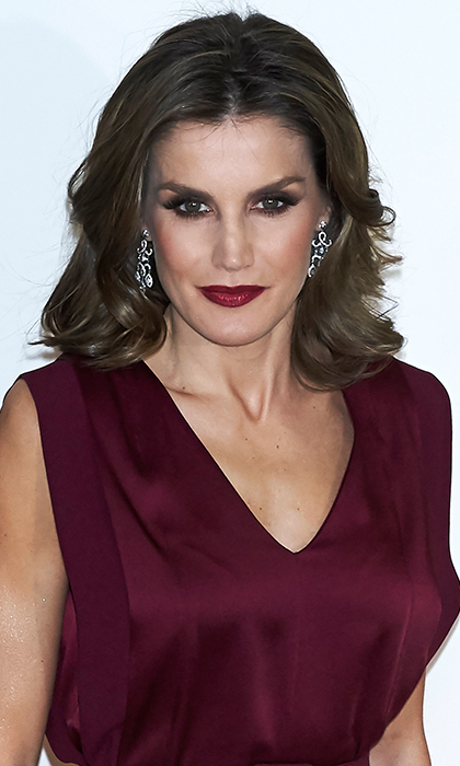 <b>QUEEN LETIZIA OF SPAIN</B>