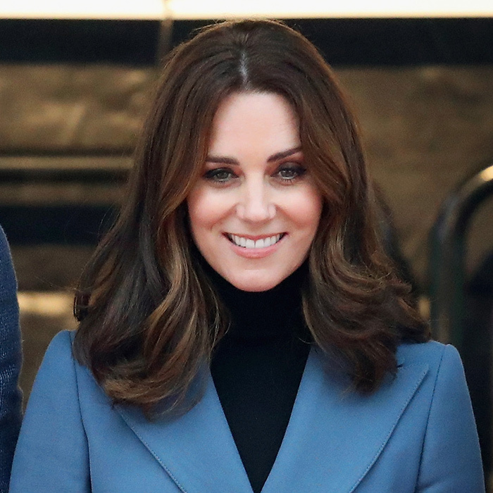 <B>THE DUCHESS OF CAMBRIDGE</B>