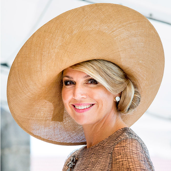 <b>QUEEN MAXIMA OF THE NETHERLANDS</B>