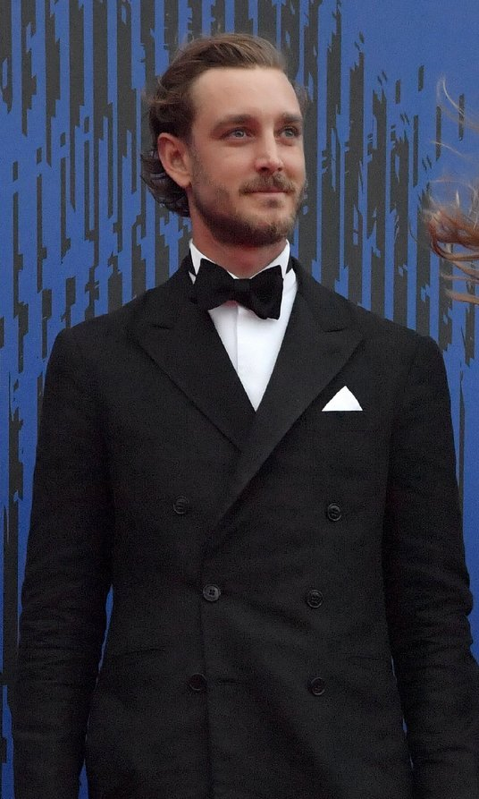 <B>PIERRE CASIRAGHI</B>