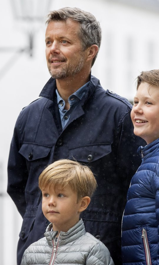 <b>CROWN PRINCE FREDERIK OF DENMARK</B>