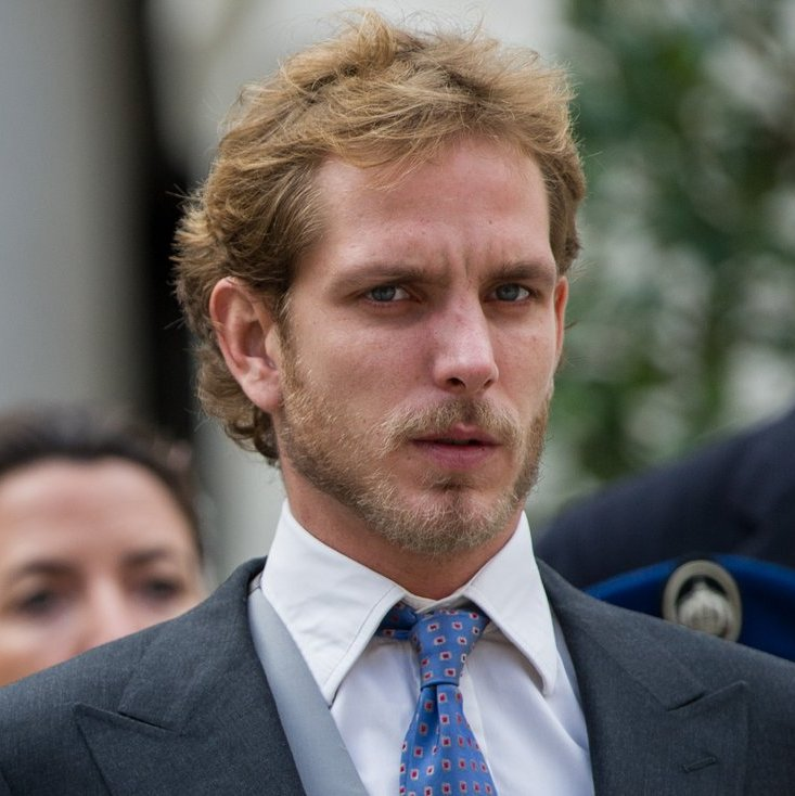 <B>ANDREA CASIRAGHI</B>