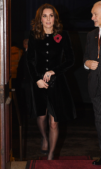 <b>Here are Duchess Kate's best moments wearing Catherine Walker – a favorite fashion brand of the royal's late mother-in-law Princess Diana.</B>