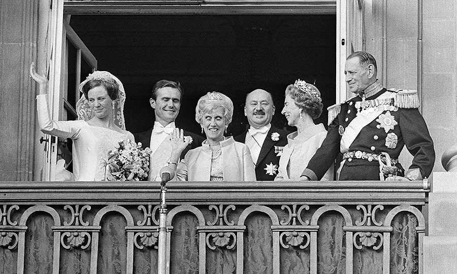 <B>MARRIED 50+ YEARS</B>
